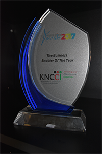BUSINESS ENABLER OF THE YEAR AWARD 2