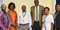 WORLD BANK IFC TEAM VISIT KENTRADE